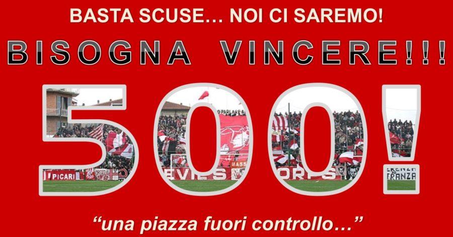 500 a Fano